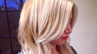 Ashley Tisdale Gets New Short Bob Haircut: Picture