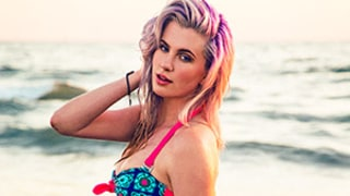 Ireland Baldwin Shows Off Bikini Body, Admits Diet of