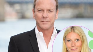 Keifer Sutherland and Gwyneth Paltrow