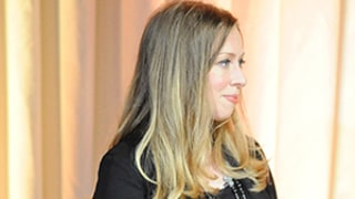 Chelsea Clinton Rocks Leather Pants During Pregnancy: Picture