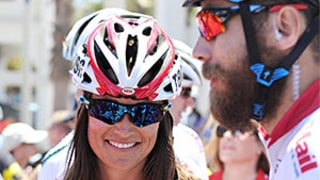 Pippa Middleton Rides 3,000 Miles Across America in Bike Race With Brother James Middleton
