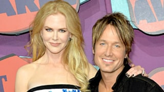 Nicole Kidman and Keith Urban Sing