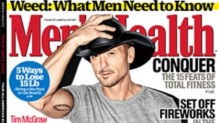 Tim McGraw Says Faith Hill Helped Him Quit Drinking, It Was
