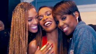 Destiny's Child Reunites For Michelle Williams'
