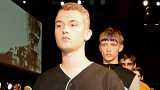 Jude Law's Son Rafferty, 17, Makes Modeling Debut at DKNY Show: Picture