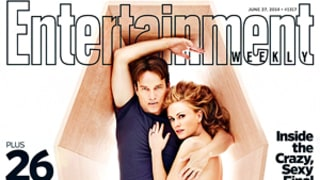 Anna Paquin Poses Nude With Husband Stephen Moyer on Entertainment Weekly's True Blood Cover
