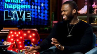 50 Cent Talks Beyonce's Breath, Sex with Kim Kardashian, Jay Z is Overrated, on Watch What Happens Live