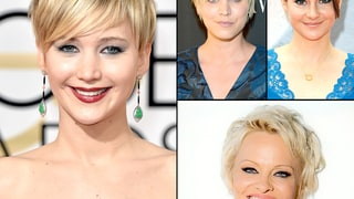 Celebs With Pixie Cuts