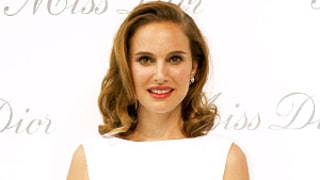 Natalie Portman Lightens Up Hair, Wows in White Dior Dress