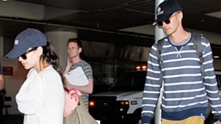Rachel Bilson Conceals Baby Bump, Returns From Barbados With Boyfriend Hayden Christensen After One Month Babymoon