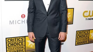 Matt Bomer: Critics' Choice TV Awards 2014