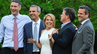 Katie Couric Marries John Molner: See Pictures From Her Hamptons Wedding!
