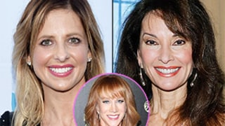 Susan Lucci Had Sarah Michelle Gellar Fired from All My Children, Kathy Griffin Jokes