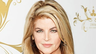 Kirstie Alley Celebrates 20 Pound Weight Loss on Jenny Craig, Aiming for 30 Pound Drop