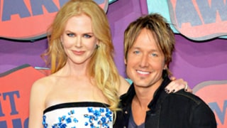 Keith Urban Serenades Nicole Kidman At His Concert For Their Eighth Anniversary