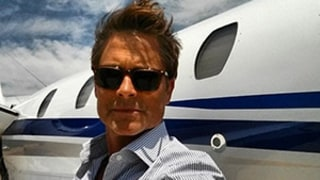 Rob Lowe, Family Rescued From Scary Floods During France Vacation: Picture