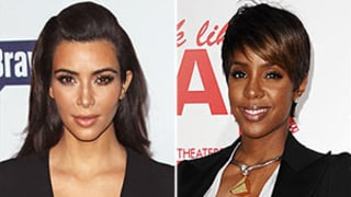 Kim Kardashian Steals the Show at Khloe's 30th Birthday; Kelly Rowland Shows Off Her Baby Bump at the Gym: Top Stories