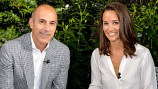 Pippa Middleton Gives First TV Interview on Today Show With Matt Lauer, Talks Royal Bridesmaid Dress: Watch