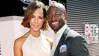 Taye Diggs, Rumored New Girlfriend Amanza Smith Brown Make Red Carpet Debut at 2014 BET Awards: Picture