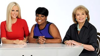 Barbara Walters Breaks Silence on The View's Future After Jenny McCarthy, Sherri Shepherd Firings