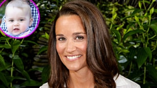 Pippa Middleton Talks Duchess Kate, Prince George in Today Interview: He's
