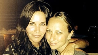 Courteney Cox's Engagement Ring Designed by Tobey Maguire's Wife Jennifer Meyer: Picture