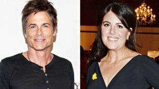 Rob Lowe Recalls Talking With Monica Lewinsky About The West Wing After Her Scandal With Bill Clinton