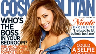 Nicole Scherzinger Opens Up About Her