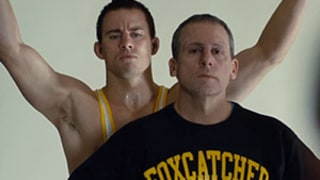 Channing Tatum and Steve Carell Get Dramatic in New Foxcatcher Teaser: Watch the Trailer