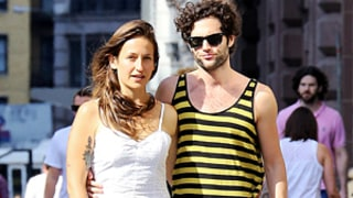Penn Badgley Dating Domino Kirke, Sister of Girls Star Jemima Kirke: Picture
