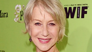 Helen Mirren Admits She Cuts Her Own Hair, Spills Her Beauty Secrets