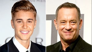 Justin Bieber Shares Hilarious Video of Tom Hanks Dancing at Wedding, Dressed as a Rabbi