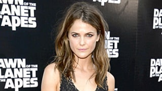 Keri Russell Smolders at Dawn of Planet of the Apes Screening: