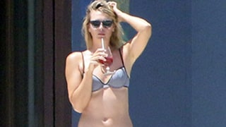 Maria Sharapova, Bikini-Clad, Hangs Poolside in Mexico After Wimbledon Loss: Picture