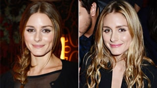 Olivia Palermo Debuts Blonde Hair at Paris Couture Fashion Week With New Husband Johannes Huebl