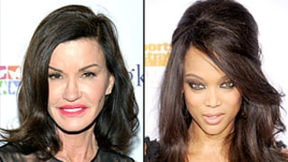 Janice Dickinson Apologizes to Tyra Banks For Bashing Her, America's Next Top Model, Ends Feud