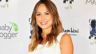 Stacy Keibler Wears $40 Ankle Strap Heels While Pregnant: Shop Her Affordable Shoes!