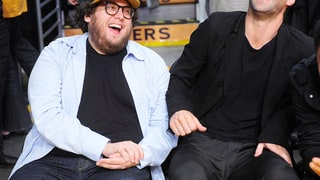Jonah Hill and Adam Levine