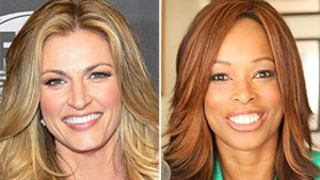 Erin Andrews Talks Replacing Pam Oliver at Fox Sports, Hosting Dancing With the Stars: