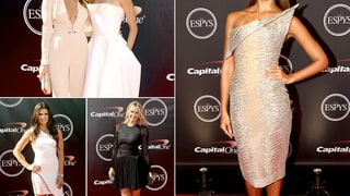 What the stars wore to the 2014 ESPYS