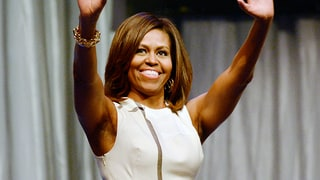 FLOTUS' Double-Wave
