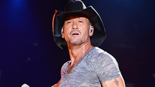 Tim McGraw Swatted (Not Slapped!) Fan Who Ripped His Jeans in Concert