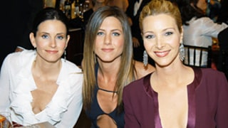 Lisa Kudrow Talks Friends Reunion Dinner With Jennifer Aniston, Courteney Cox: