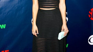 Katharine McPhee: CBS, CW and Showtime Party