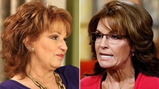 Joy Behar Does Not Want Sarah Palin on The View: She Should