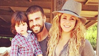Shakira Takes Baby Milan to Countryside With Boyfriend Gerard Pique: Picture