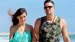 Mark Salling, 31, Is Dating Disney Star Denyse Tontz, 19: Sweet Picture, Details