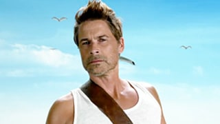 Rob Lowe's Sexy Shark Week Promo Proves Every Week is Shark Week: Watch