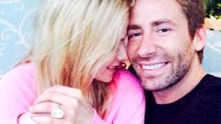 Avril Lavigne Gets 17-Carat Diamond Ring From Husband Chad Kroeger for Their One-Year Anniversary -- See the Massive Rock!
