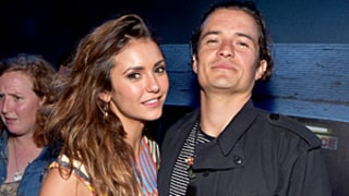 Orlando Bloom and Nina Dobrev Kissed at Comic-Con Party: Details!